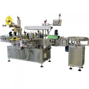 Kétoldalas doboz címkéző gép