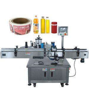 Négy fejű címkéző gép