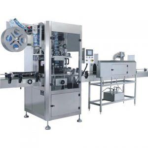Illóolaj címkéző gépe