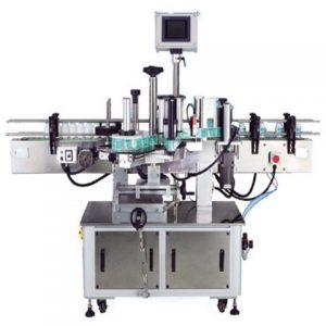 Üvegcímke beillesztési gép