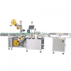 High Speed Top Side Labeling Machine