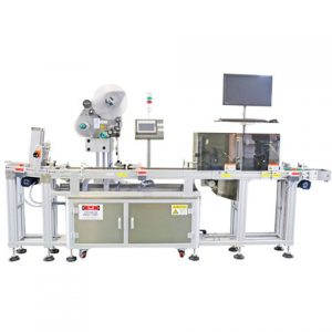 Electric Automatic Bottle Labeling Machine With Lowest Price