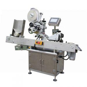 Felső és oldali címkéző gép