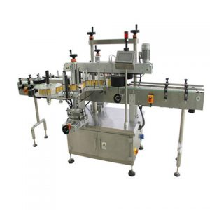 Stickers Battery Labeling Machine For Small Round Bottles