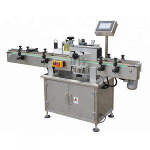 Szemcsepp címkéző gép