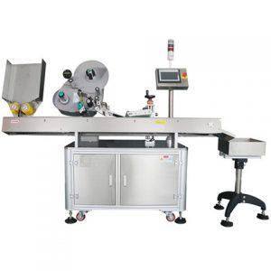 Palack feliratozó gép Címkéző gép kerek palackokhoz