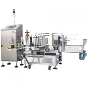 Alumínium dobozos címkéző gépek