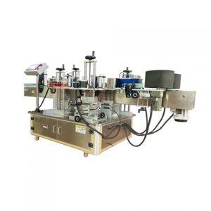 Palack függőleges címkéző gép