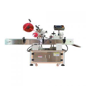 Egy vagy kétoldalas címkéző gép