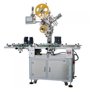 Kétoldalas palackcímkéző gép