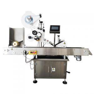 Szőtt címkeszövő gép