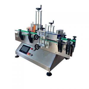 Kozmetikai üveg címkéző gép