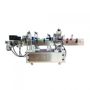 Felső oldali címkéző gép a tojástálcához