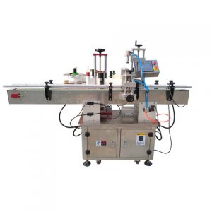 Shampoo Labeling Machine