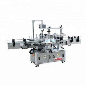 Doboz matrica címkéző gép