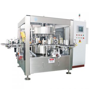 Double Sided Tape Labeling Machine