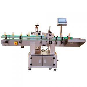 Címkéző gép kozmetikai porhoz