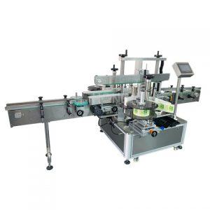 Automatikus pufók Gorilla palack címkéző gép