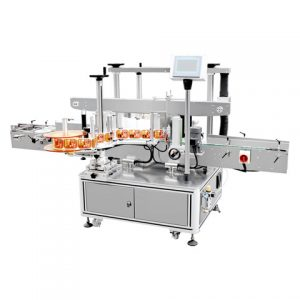 Automatic Cup Labeling Machine