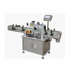 Labeling Applicator For Food Pouch