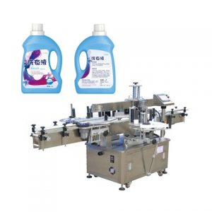 Uniform Clothes Bags Labeling Machine