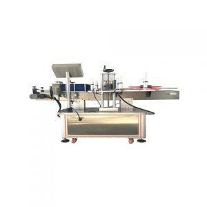 Fogkrém doboz címkéző gép matrica gép