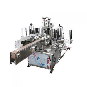 Címkéző gép palackhoz