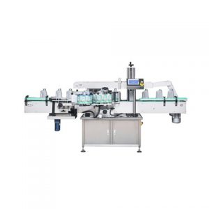 Two Sides Labeling Machine For Flat Bottles China