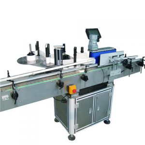 Front And Back Label Applicator