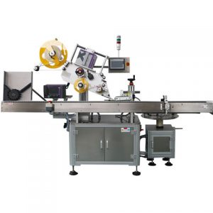 Automatic Labeling Machine For Large Bucket
