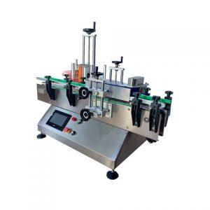 Gyári ár professzionális kis kerek palack címkéző gép