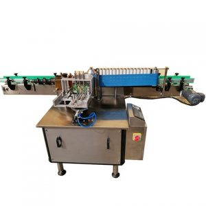 Automatic Glasses Bottle Labeling Machines Manufacturers
