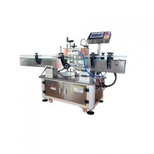 Automatikus címkéző gép forgó címkenyomtató géphez