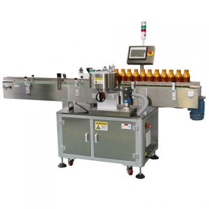 Jar Adhesive Labeling Machine For Sticker Label