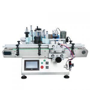 Gyógynövényes palack címkéző gép