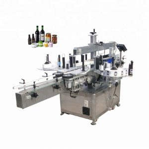 Full Automatic Labeling Machine For Cans