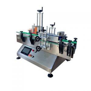 Kerek almalé címkéző gép