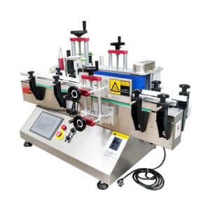 High Quality Plane Sticker Labeling Machine