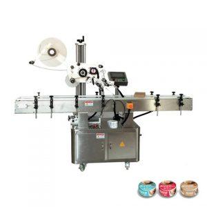 Kartondoboz kétoldalas címkéző gép