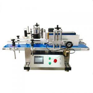 Lapos felületű palack címkéző gép