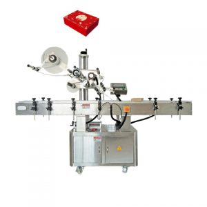 Automatic Two Side Labeling Machine For Cone Bottle