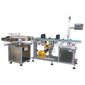 Automatikus műanyag zacskó címkéző gép