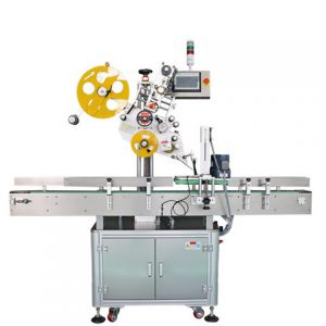 Eye Drop Bottle Labeling Machine