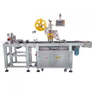 Az akkumulátor címkéző gépe