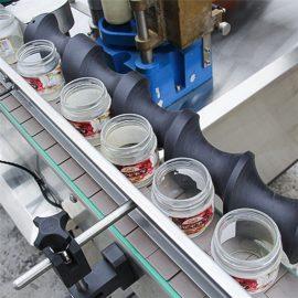Automatikus nedves ragasztó címkéző gép részletei