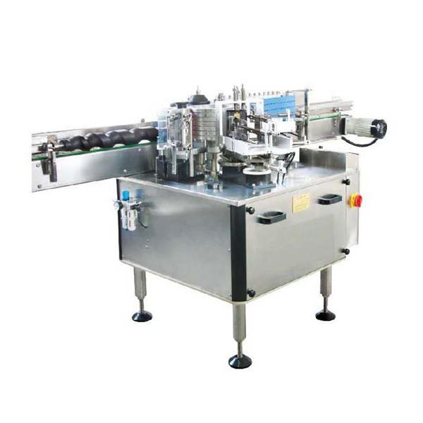 Automatikus nedves ragasztó címkéző gép